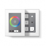 DALI Touchpanel weiss RAL 9010
