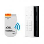wDALI Remote weiß + Transceiver 86459587-TR